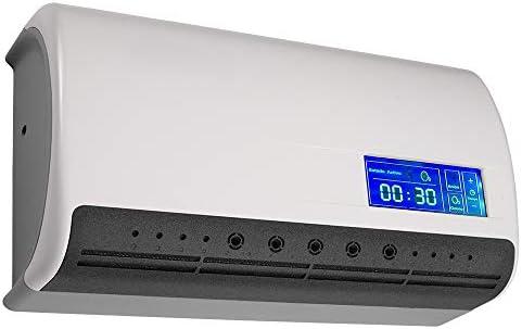 Generador de Ozono y Aniones. Ozonizador hogar. Purificador de ...