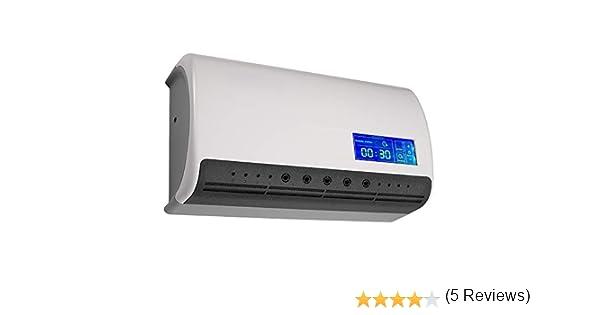Generador de Ozono y Aniones. Ozonizador hogar. Purificador de aire portatil. Genera aniones. Con pantalla táctil. Accesorios para ozonizar liquidos.: Amazon.es: Hogar