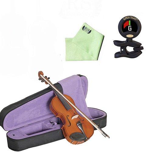 13'' Gigla European Viola 'GENIAL 2-Nitro' Viola Outfit w/Bonus Viola Tuner Pack by Gigla Romania