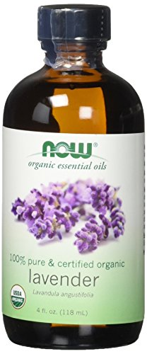 NOW Solutions Organic Lavender Essential