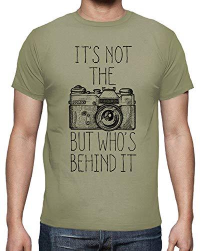 Cachi T Fotografica Uomo shirt Tostadora Ink Macchina Nero RqUqwfx