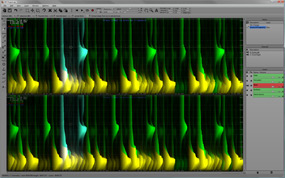 SpectraLayers Pro 2 - spectrum audio editing