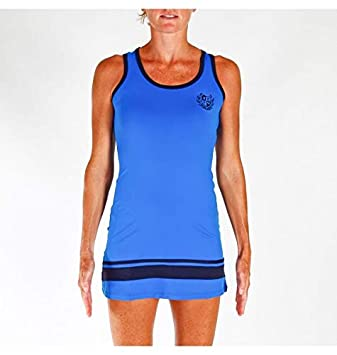 PADEL REVOLUTION - Vestido Woman Tecnico Royal: Amazon.es ...
