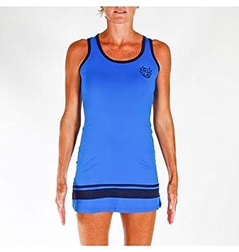 PADEL REVOLUTION - Vestido Woman Tecnico Royal: Amazon.es ...