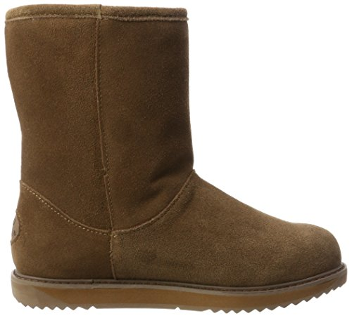 Emu Women's Paterson Classic Lo Ankle Boots Brown (Oak) 3zZS3