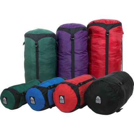 Granite Gear Round Rock Solid Compression Stuff Sack – 50L, Outdoor Stuffs