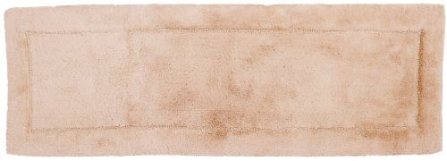 (HygroSoft Fast Drying and Absorbent Bath Rug, 21 by 60-Inch, Sand)