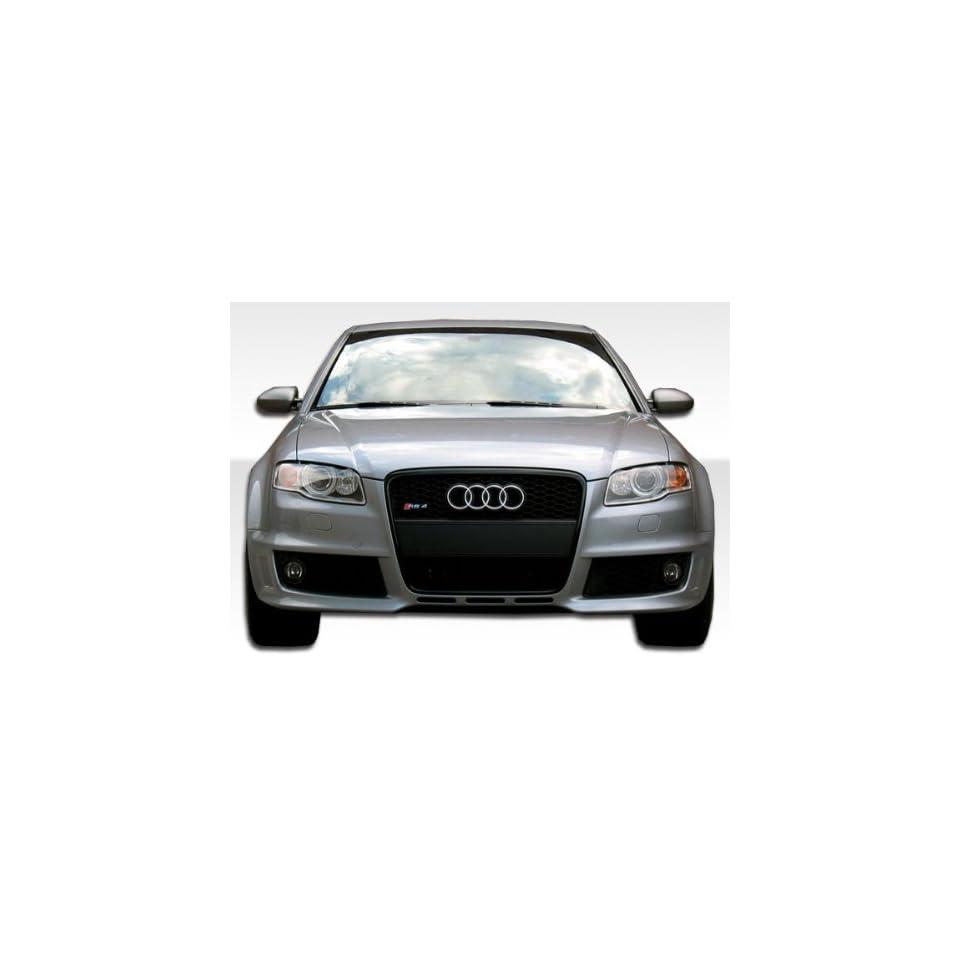 Seibon Front Carbon Fiber RT Style Lip Spoiler Audi A4 96