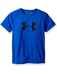 Boys' Big Logo Short Sleeve Tee Shirt