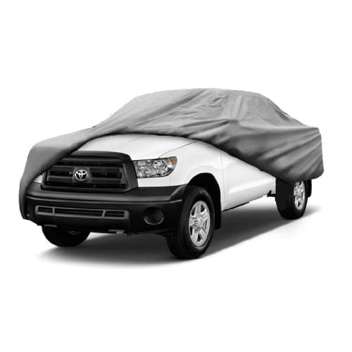 3 Layer All Weather TRUCK COVER fits Chevrolet Chevy Silverado 2500 HD Regular Cab TRUCK CAR COVER 2010 2011 for cheap