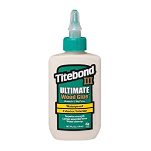 Franklin 1413 Titebond III Ultimate Wood Glue, 8-Ounces