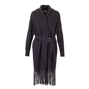 BRUNELLO CUCINELLI Fashion Womens M12711906C2803 Grey Cardigan | Autumn-Winter 19