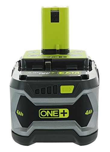 Ryobi P122 4AH One+ High Capacity Lithium Ion Batteries For Ryobi Power Tools (2 Pack of P108 Batteries) by Ryobi (Image #3)
