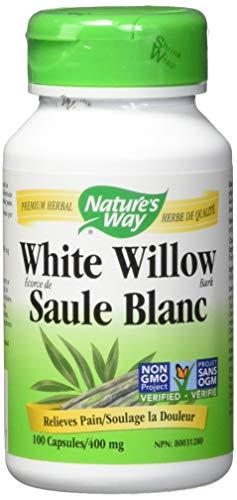 Nature's Way Willow Bark, 100 Capsules