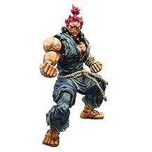 Akuma Square Enix Street Fighter IV: Play Arts Kai: Akuma Action Figure parallel import goods