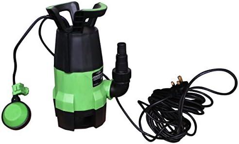 Charles Bentley Pum Eléctrica Sumergible de Agua Para Limpiar ...