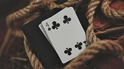 Bicycle Dragonlord White Edition Playing Cards Includes 5 Gaff Cards