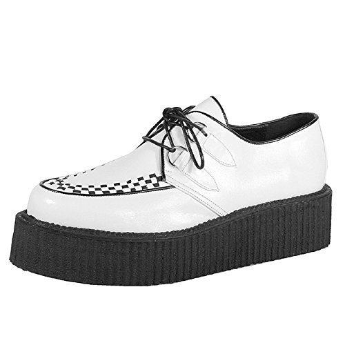 Demonia - Defining Alternative Footware Plateau Schuhe V-Creeper-502