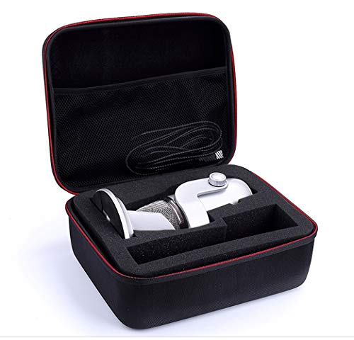 Esimen Hard Carrying Case for Blue Yeti/Blue 1967 Yeti Pro USB Condenser Microphone USB Microphone Accessories Carry Bag Protective Storage Box