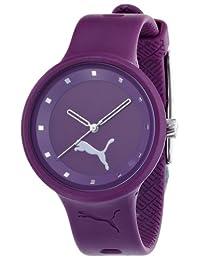 PUMA Women's PU910682001 Slick Purple Watch