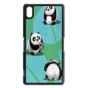Gorgeous Kung Fu Panda Phone Case For Sony Xperia Z2 Crystal Novel Phone Case
