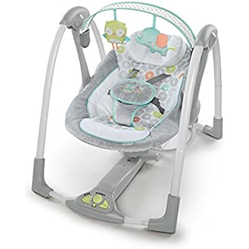 Amazon Com Ingenuity Swing N Go Portable Baby Swings