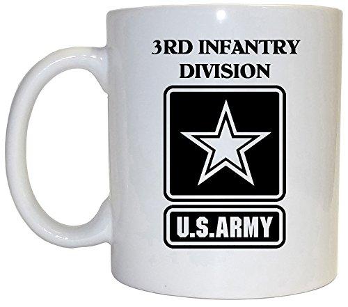 (3rd Infantry Division - US Army Mug, 1027)