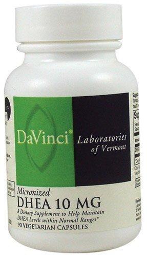 DaVinci Labs - DHEA (микронизированный) 10 мг [здоровье и красота]