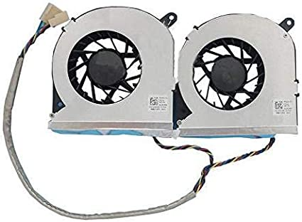 wangpeng Replacement Fan for Dell Inspiron One 19 Vostro 320 All-in-One Desktop CPU Cooling Fan DP//N U939R CN-0U939R