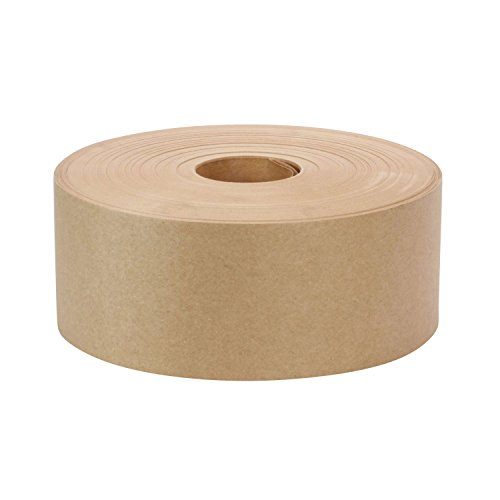 Water Activated Sealing Tape Gummed Kraft Paper Tape - 6