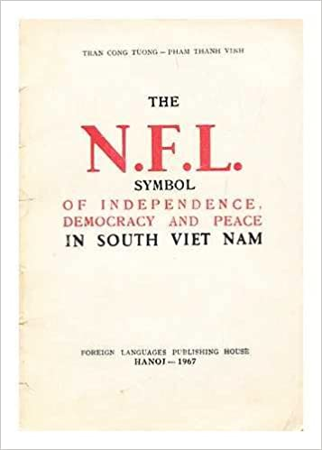 The Nfl Symbol Of Independence Democracy And Peace In South Viet