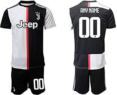 Custom Kids Soccer Jerseys FC Team Personalized with Any Name Number Boys/Girls