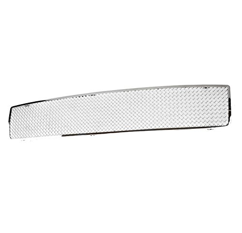 SILVERADO 1500 HIGH COUNTRY UPPER RIVET STAINLESS STEEL MESH GRILLE GRILL 2014