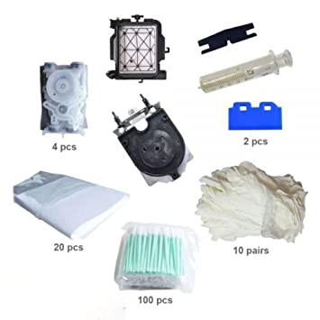 Amazon.com: Printer Cleaning Kit Maintenance Kit Tool for ...