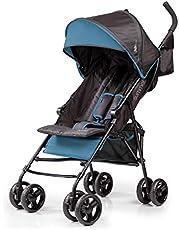 3D Mini Strollers Dusty Blue, Gray & Pink