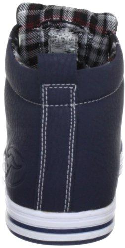 KangaROOS Marlow 3230A/460 - Zapatillas clásicas de ante unisex Azul