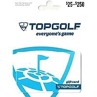 Topgolf Gift Card