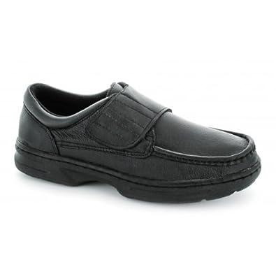 Dr Keller - Zapatos de cordones de cuero para hombre gris gris, color gris, talla 41.5