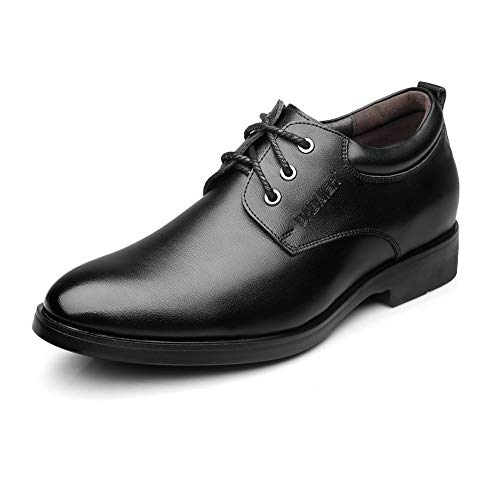 Xujw-shoes, 2018 Scarpe Stringate Basse Business Oxford da uomo, scarpe alte classiche di alta qualit