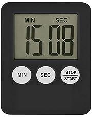 DBSUFV Led digitalt hem kök elektronisk timer nedräkningspåminnelse kökstimer