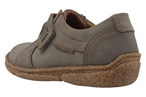 Josef Seibel Damen Halbschuhe - Neele 16 - Grau Schuhe in Übergrößen