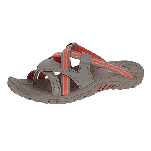 Gris Topo Reggae Oscuro para Mujer Soundstage 46720 SkechersSkechers qRwB6H8