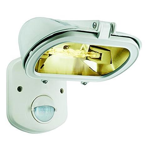 Elro ES128W - Luz exterior con detector infrarrojo pasivo: Amazon.es: Iluminación