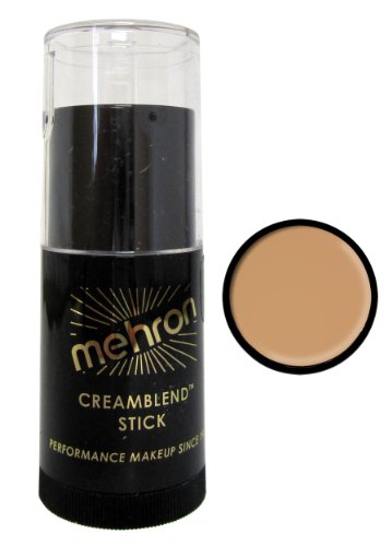 Mehron Soft Beige CreamBlend Stick Makeup 21gm