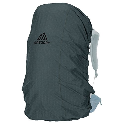 Gregory Mountain Products Pro Raincover, Web Grey, - Gregory Grey