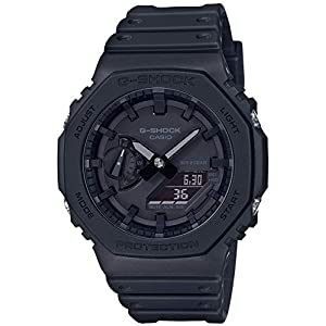41EmuH4AqsL. SS300  - Casio G-shock Carbon Core Guard Ga-2100-1a1jf Mens Japan Import