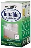 Tub/Tile Refreshing Kit, White, Epoxy