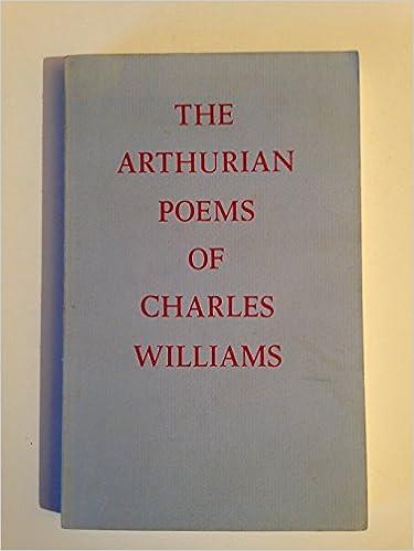 Charles Williams Books
