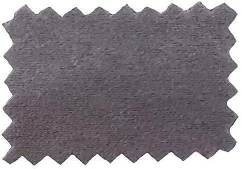 Tela antelina con tratamiento repelente al agua (impermeable). Perfecto para tapizar.Color Gris Oscuro