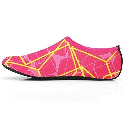 Water Barefoot Flexible Aerobics Exercise